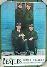 The Beatles≈London Palladium Royal Command Performance 1963≈Poster 20x28 NEW