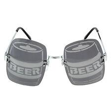 Rave Costume Party-BEER PONG KEG KEGGER SUN GLASSES-Novelty Graduation Gag Gift