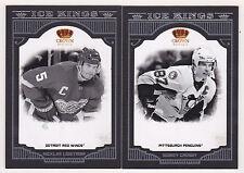 11-12 Crown Royale Sidney Crosby Ice Kings Penguins 2010