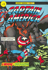 Arédit Marvel Color Captain America    N° 1  série 2