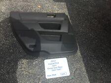 2010 Honda Pilot Touring  OEM Driver Side Rear Door Panel Black  83751-SZA-A22ZB