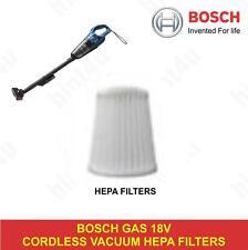 BOSCH PART GAS 18V CORDLESS VACUUM HEPA FILTERS