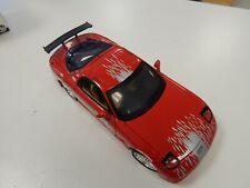 1/18 scale Diecast 1993 Mazda RX7 DOM'S Fast & Furious