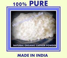 CAMPHOR POWDER Cinnamomum Camphora NATURAL 25 g.