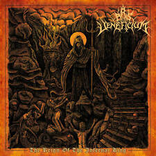 Ars Veneficium-The Reign of the infernal King CD