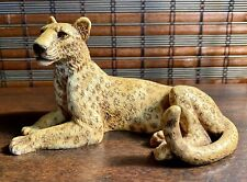 Castagna Cheetah -Hand Made in Italy- Lifelike Figure A+