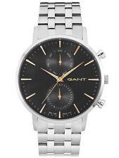 Orologio polso Uomo GANT Park Hill II W11204 watch nero black cronografo chrono