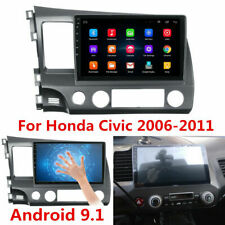 10.1'' Android 8.1 Car Radio GPS Head Unit For 2006 2007 2008-2011 Honda Civic