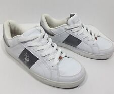 U.S. Polo Assn Sneakers White Size: