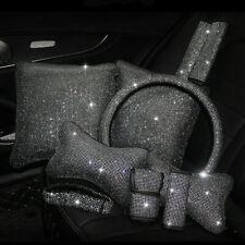 Universal Sparkle Luxury Bling Bling Rhinestone Diamond Car Interior Accessories