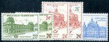 BELGIEN POSTPAKET 1959 52-56 ** POSTFRISCH TADELLOS 77€(I1747