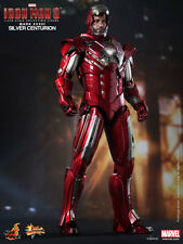 Hot Toys Silver Centurion Mk XXXIII-Iron Man 3 MMS213 ** UK **