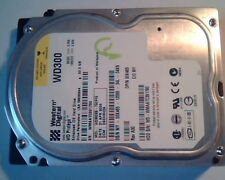 Hard Disk Drive IDE Western Digital WD300 Protege WD300EB-75CPF0 DSCHNV2A A00