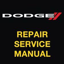 DODGE RAM 1500 2500 3500 2009 2010 2011 2012 SERVICE REPAIR MANUAL