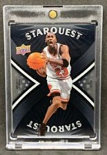 2008-09 Upper Deck Basketball Starquest Majestic Michael Jordan Bulls Rare