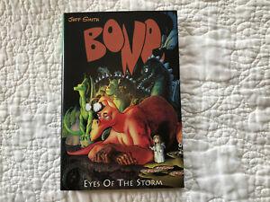 Bone volume 3 HC Eyes Of The Storm first printing Jeff Smith
