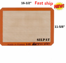 * fast ship * Premium Silpat Non-Stick Silicone- Baking Mat -Easy to wash.