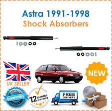 Para Opel Astra MK3 T92 1991-1998 Dos Traseros Gasolina Amortiguadores Set Par