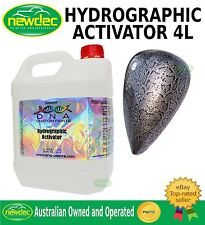 HYDROGRAPHIC PRINTING DIPPING, HYDRO GRAPHIC CUBIC PRINTING ACTIVATOR 4L