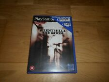 SILENT HILL 4 THE ROOM PS2 GAME BOXED COMPLETE WITH MANUAL UK PAL VGC KONAMI