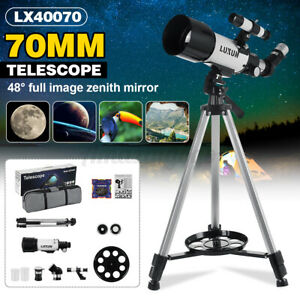 400/70mm Professional Astronomical Telescope Refractor Night View Star Moon