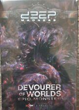 Deep Madness Devourer Of Worlds - New & Sealed - Board Game Expansion