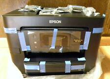 Epson WorkForce Pro WF-3733 Wireless Color Inkjet AIO Printer, Copy, Scan & Fax