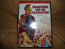 Demetrius and the Gladiators (1954) (1 Disc DVD)