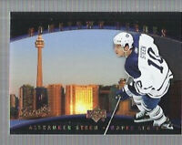 2006-07 Upper Deck Hometown Heroes #HH53 Alexander Steen - NM-MT