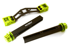 Adjustable Rear Body Mount & Post Set for Traxxas 1/10 Scale E-Maxx Brushless