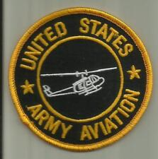 UNITED STATES ARMY AVIATION PATCH HELICOPTER PILOT ATTACK HELO DUSTOFF FLY USA