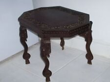 Indian table. Petite table basse Inde