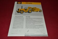 John Deere 760 Scraper Dealer's Brochure YABE17