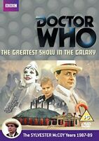 Doctor Who - The Greatest Show in the Galaxy [DVD] [1988][Region 2]