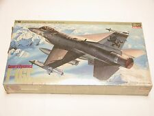 1/48 Hasegawa F-16C Fighting Falcon USAF Scale Plastic Model Kit NEW F Tamiya