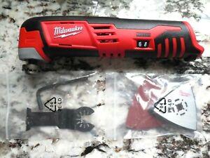 NEW Genuine Milwaukee 2426-20 M12 12Volt Cordless Multi Tool Free Shipping!!!!