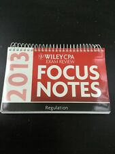 Regulation 2013 by Clavier and Wiley Staff (2012, Spiral)