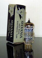 RARE Sylvania NOS/NIB Gold Brand GB-5814/12au7/ECC82 tube