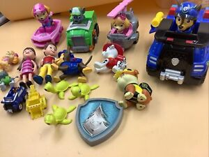 Paw Patrol Small Vehicles and Figures Bundle