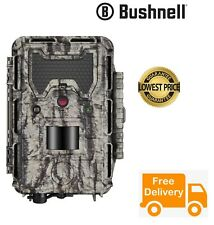 Bushnell Trophy HD Cam Aggressor 24MP No-Glow Trail Camera-Camo (UK Stock)