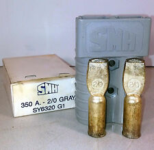 1 NEW SMH SY6320 G1 BATTERY CONNECTOR GRAY NIB ***MAKE OFFER***