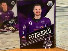 GLASGOW CLAN TRADING CARD SERIES 1 #13 ZACK FITZGERALD - COMMON CARD