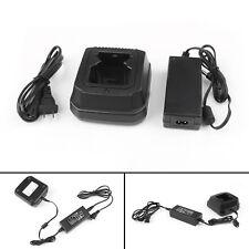 Rapid Desktop Batería Cargador US Plug Cargador Sepura STP8000 STP8038 Radio
