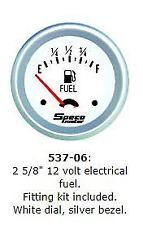 SPECO PRO 2 5/8 12 VOLT ELECTRICAL FUEL GAUGE AND SENDER P/N 537-06