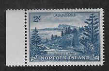 Norfolk Is Scott # 24 VF OG never hinged nice color cv $ 20 ! see pic !