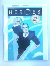 Heroes 9th Wonders TV Show 1 NBC Giveaway NM/NM+ Sealed rare SDCC