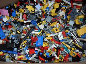 1 KG Lego Kiloware (21,99/kg) Steine Platten Räder Sondersteine gemischt gebr.