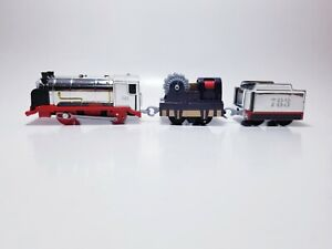 Thomas & Friends Merlin The Invisible Fisher Price Trackmaster Motorized Engine