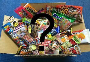 40 piece RANDOM DAGASHI Variety Box Set - Japanese Candy / Snacks / Chocolate