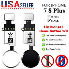 Universal Home Button Replacement Return Function YF 4rd For iPhone 7 8 Plus